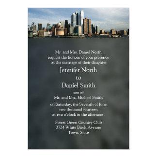 Convites do casamento de NYC
