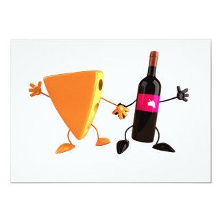 Convites do vinho e do queijo