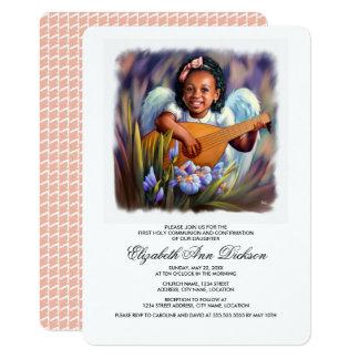 Convites pequenos do comunhão santamente do anjo