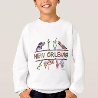 Cópia dos Novo-Orleans-ÍCONES Agasalho