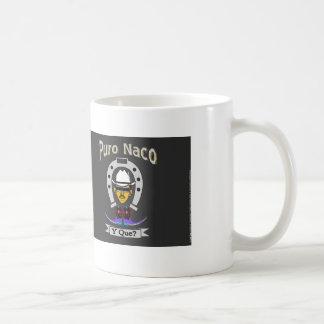 Copo 4 de Puro Naco Caneca De Café