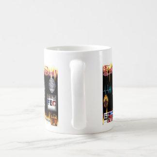 Copo de café da alma da emergência caneca de café
