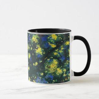 Copo de café da arte de Absract Caneca