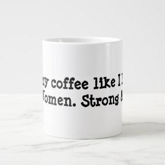 Copo de café de Paleo Jumbo Mug