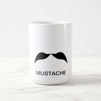 Copo de café do bigode caneca
