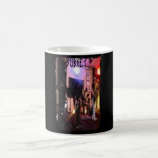 Copo de café vivo da SUB-REDE Caneca De Café