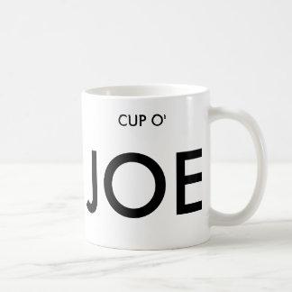 COPO O', JOE CANECA