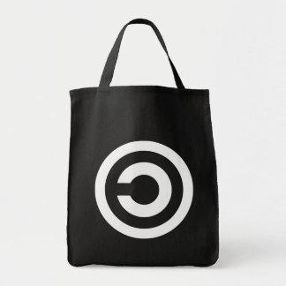Copyleft - a informação quer estar livre bolsa tote