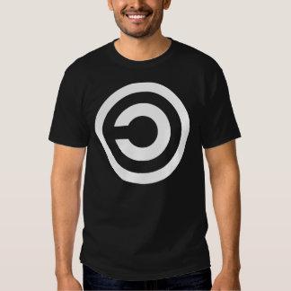 Copyleft - a informação quer estar livre camisetas