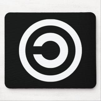 Copyleft - a informação quer estar livre mousepads