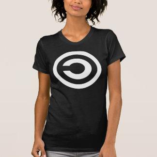 Copyleft - a informação quer estar livre tshirts
