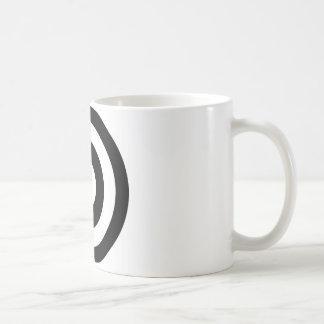 copyleft caneca de café