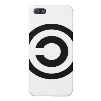 copyleft iPhone 5 capas