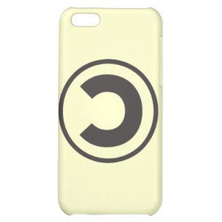 COPYLEFT CAPA PARA iPhone 5C