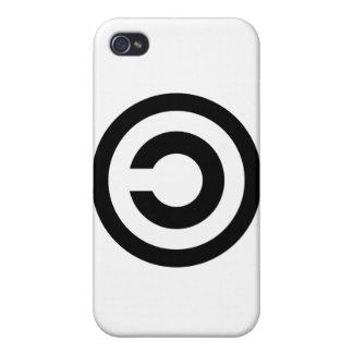 Copyleft iPhone 4 Capas