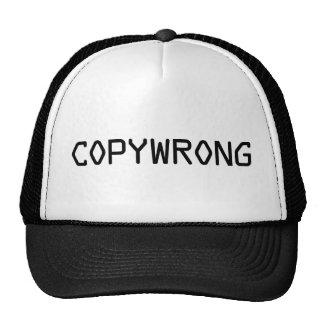 Copywrong Boné