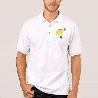 Cor customizável do fundo t-shirt