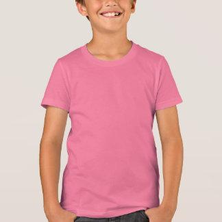 Cor da mudança dos t-shirt DIY da mistura do