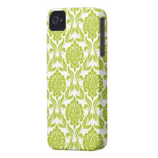 Cor damasco verde capas casemate
