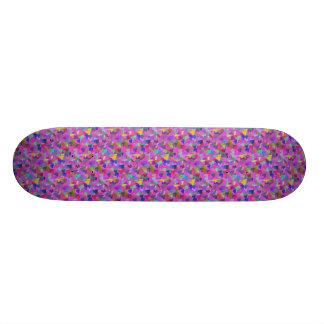 Coração de flutuação shape de skate 18,1cm