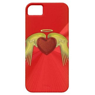 Coração do anjo capa para iPhone 5