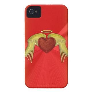 Coração do anjo capinha iPhone 4