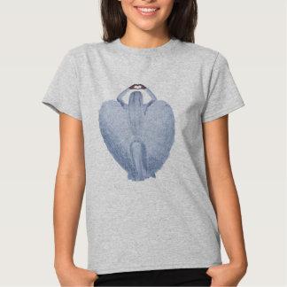 Coração do anjo t-shirts