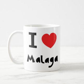 Coração Malaga Caneca