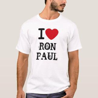 coração, RON PAUL Camiseta