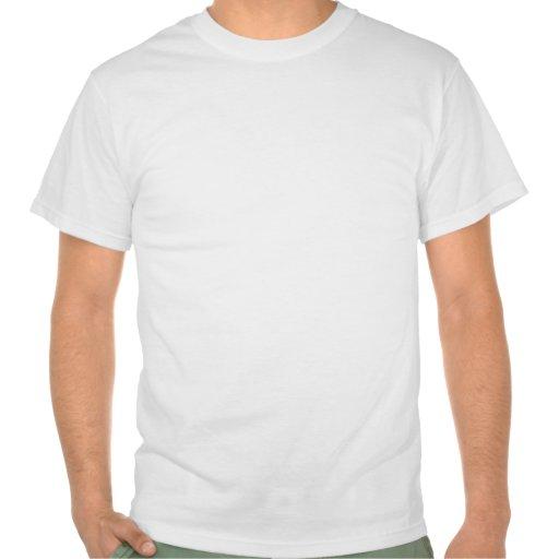 Corações de flutuação tshirts