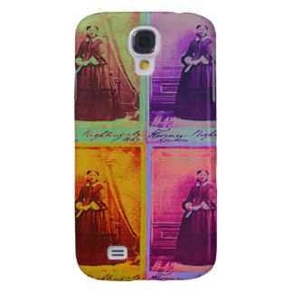 Cores de Florence Nightingale Capas Personalizadas Samsung Galaxy S4