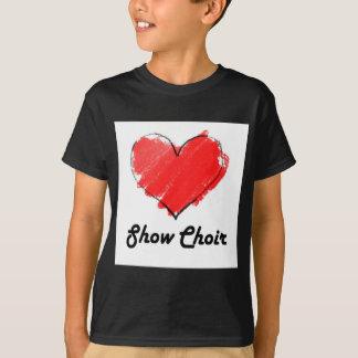 Coro da mostra do amor t-shirt