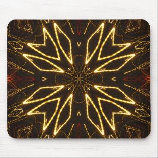 Coroas do espaço mouse pad