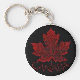 Corrente chave da lembrança da bandeira de Canadá  Chaveiro