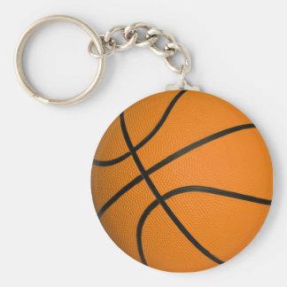 Corrente chave do basquetebol chaveiro