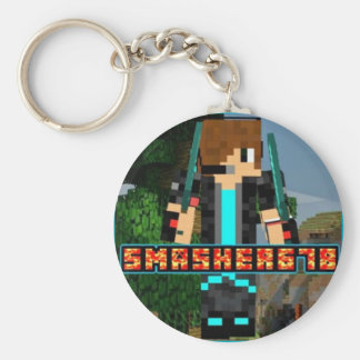Corrente chave do costume smasher678! chaveiro
