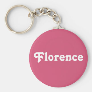 Corrente chave Florença Chaveiro