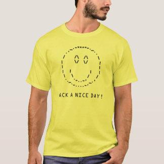 Corte um dia agradável tshirts