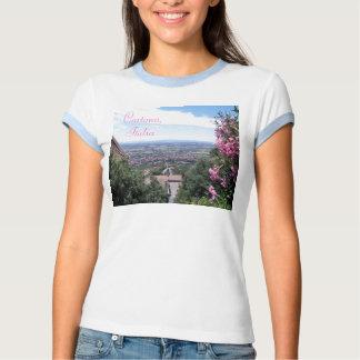 Cortona, Italia Camisetas