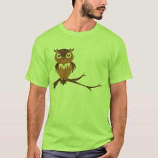 Coruja Camiseta