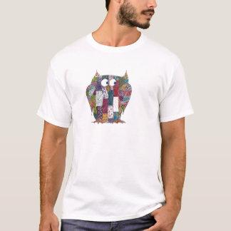 Coruja de LogCabin T-shirt