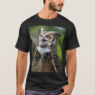 Coruja Horned T-shirts