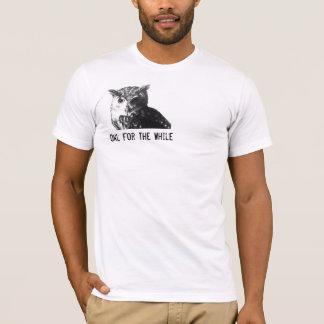 Coruja para o quando t-shirt