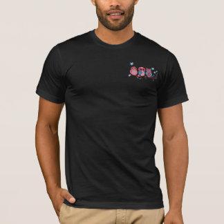 corujas camiseta
