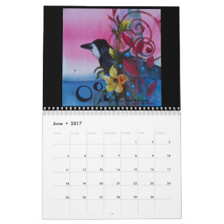 Corvos, corvos, & calendário dos melros