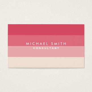 Cosmetologist elegante profissional do maquilhador cartão de visitas