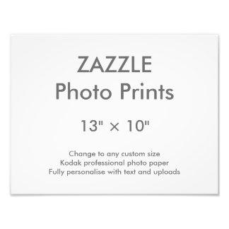 """Costume 13"""" de Zazzle × 10"""" impressão 33 X.25 cm Impressão De Foto"""