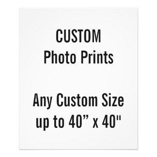 """Costume 20"""" x 24"""" tamanho de quadro dos E.U. do Impressão De Foto"""