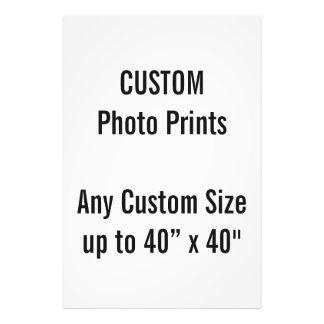 """Costume 27"""" x 40"""" tamanho de quadro dos E.U. do Impressão De Foto"""