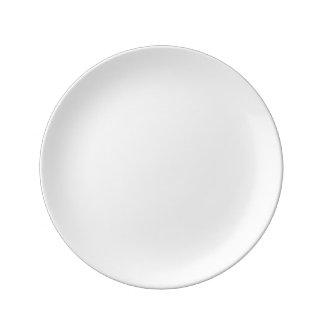 """Costume 8,5"""" placa decorativa da porcelana prato de porcelana"""